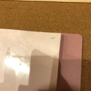 ファイル ピンク リフィル入り - 生活雑貨
