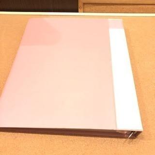 ファイル ピンク リフィル入り − 愛知県