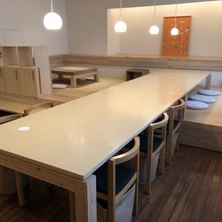 和歌山県日高郡印南町にてカフェ開業につき、内外装工事のお手伝い。D...