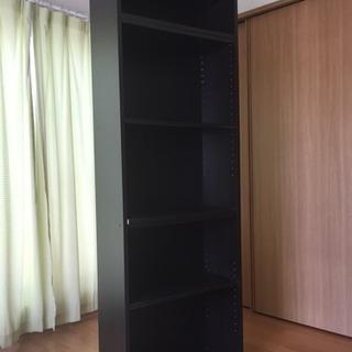 棚板6個付き!本棚