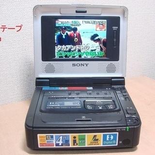 デジタル8 8ミリビデオデッキGV-D800送料無料 美品54