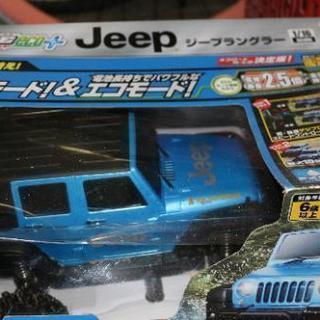 R/C G-DRIVE ECOプラス ジープラングラー ブルー