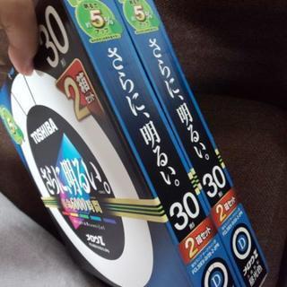 【新品未使用】TOSHIBA 30型蛍光灯 2箱セット - その他