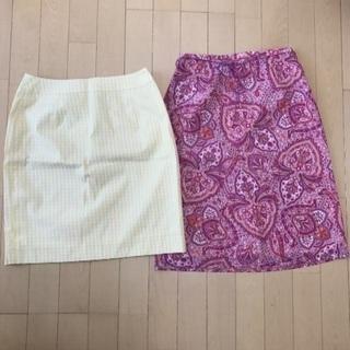 スカート③