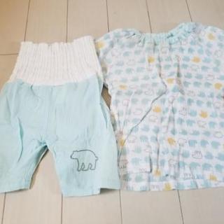 【取引中】80㎝ 夏物パジャマ