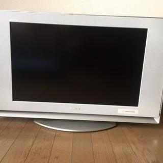 【無料】シャープデジタルテレビ26インチ