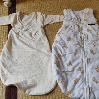 新生児〜3-4ヶ月 スリーピングバッグ ドイツ製