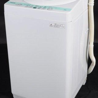 R-DE021 東芝 5kg 全自動洗濯機 AW-505 11年製