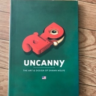 Uncanny : The Art & Design of Sh...