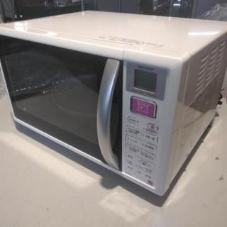 シャープ オーブンレンジ RE-CE50-KP 2008年製