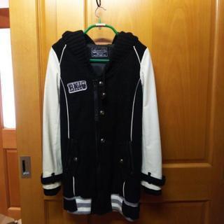 5,000円+中古タオル20枚でも。値下げ。コート。スタジャン風...
