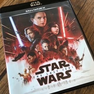 スターウォーズ 最後のジェダイ[Blu-ray+DVD]