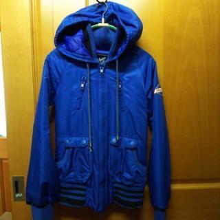 2000円+中古タオルとでも。値下げ!コート。中綿ジャケット。ギ...