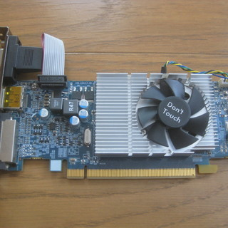 AMD Radeon HD7570 1GB GDDR3 グラボ グ...