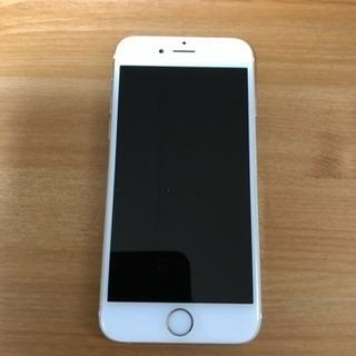 iPhone6ゴールド