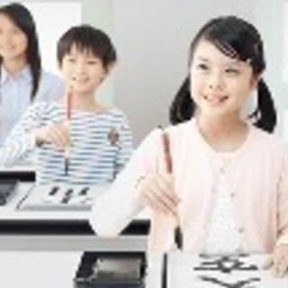 習字教室の時間