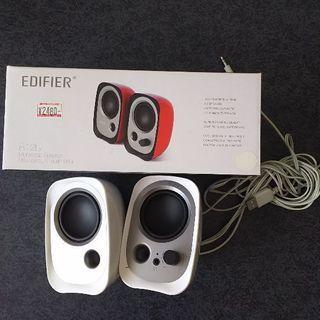 【箱有 美品】EDIFER スピーカー
