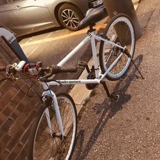 クロスバイク 早期購入してくれる方!