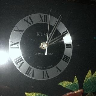 額 掛時計 宝石絵 − 大阪府