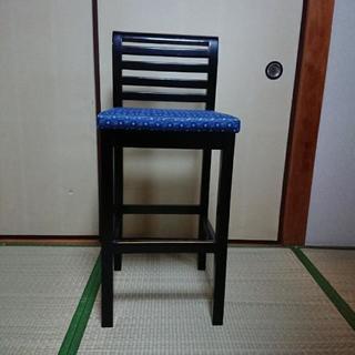 居酒屋で使用していたカウンターチェアー 1000円の画像