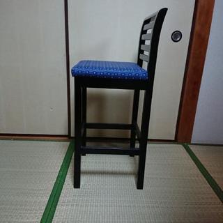 居酒屋で使用していたカウンターチェアー 1000円 - 土浦市