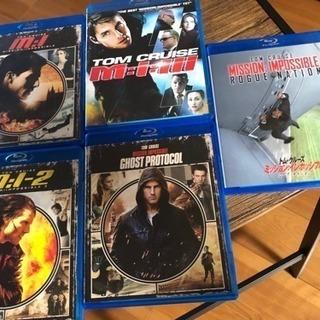 ミッションインポッシブル 5作品[Blu-ray]