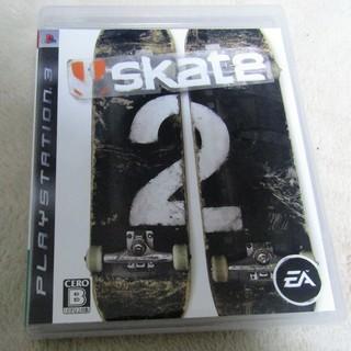 ☆PS3/skate2 スケート2◆スケボーの魅力を完全フィーチャー