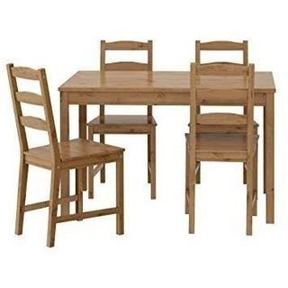 お引取りの方に譲ります。IKEA ダイニングテーブルセット