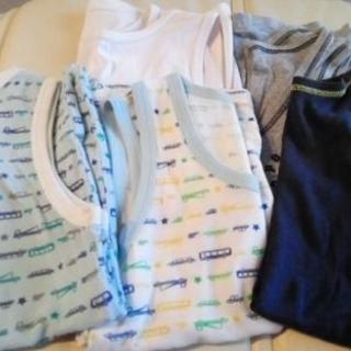 【120】下着/ランニングシャツ5枚セット