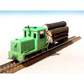 HO ナローゲージ 「森林鉄道」 鉄道車両 Nゲージ の線路幅 ※...