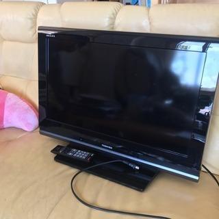 東芝 REGZAテレビ 26A8000 (26型) ジャンク品