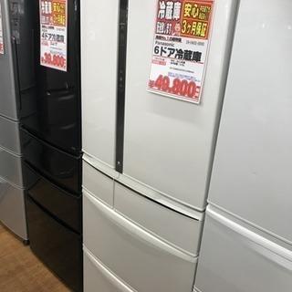 Panasonic  6ドア冷蔵庫 2013年製 470L USED