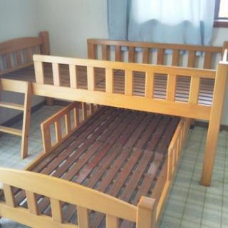 子ども用二段ベッド