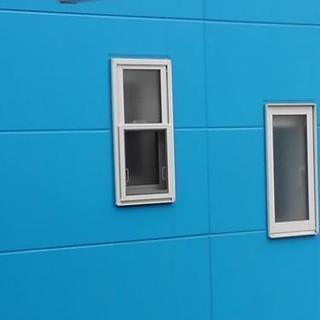 アルミサッシ小窓 1枠