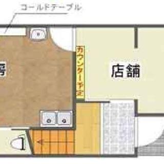 ★貸店舗・事務所  北加賀屋駅5分★ 軽飲食可 ロードサイド 1階...