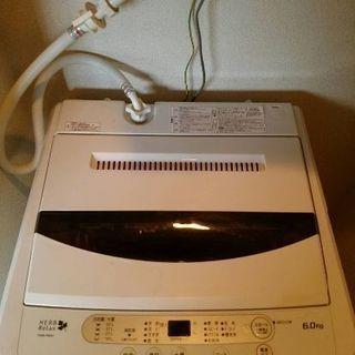 洗濯機 (ヤマダ電機 /HERB Relax)   6.0kg ...