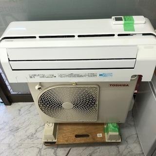 2018年製 設置費込 東芝 RAS-C225P 6~9畳 エアコン