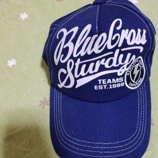 BLUE CROSS 女の子 帽子  サイズ54cm 調節可