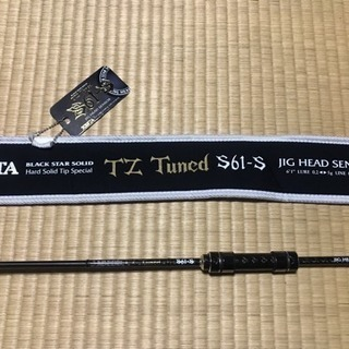 ゼスタ ブラックスター TZtuned S61-S
