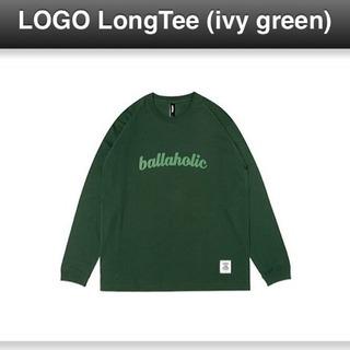 【新品】☆ballaholic somecity ロンTシャツ☆