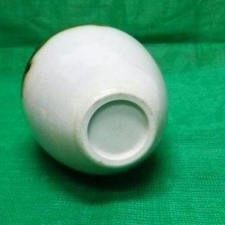 古物  鈴木青々  彩木梅花文  花瓶     幅13.9  奥行13.8  高さ30.4  (cm) - 売ります・あげます