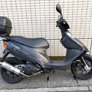 高知発 バイク ワンオーナー アドレスV125 K9 CF46A...