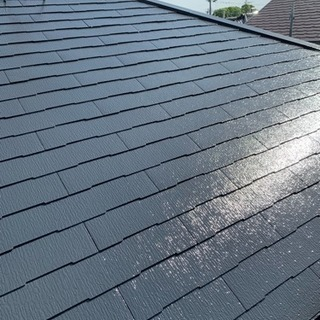 外壁、屋根塗り替え 仕上がりには絶対的な自信があります。