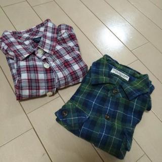90cm 長袖シャツ☆