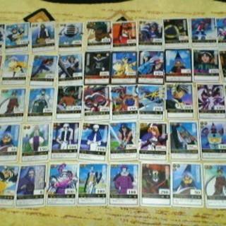 アニメ 仙界伝 封神演義 カードダス 大量 セットをお譲りいたします