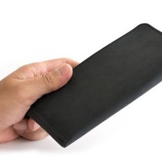 新品 未使用 本革長財布