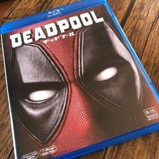 デッドプール [Blu-ray+DVD]