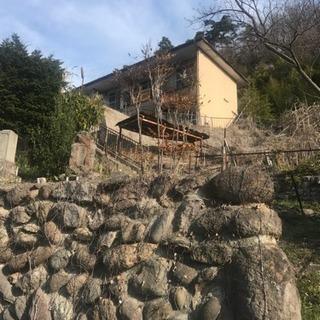 西長野、善光寺の近く、現状貸し