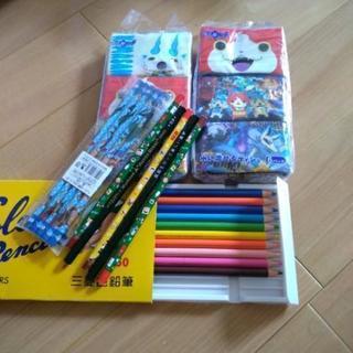 (お引渡し完了)色鉛筆&鉛筆&ティッシュ