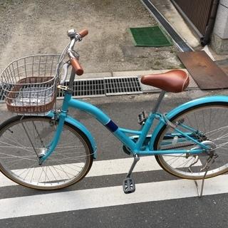 SCALARE STYLE 24インチ自転車です【値下げ!】